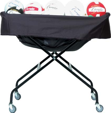 Waist High Volleyball Cart