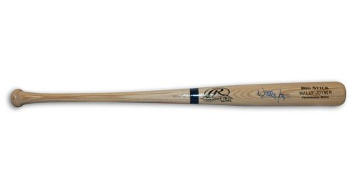 Wally Joyner Autographed Rawlings Big Stick Baseball Bat (With His Name Printed On The Bat)