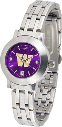Washington Huskies Dynasty AnoChrome Ladies Watch