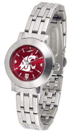 Washington State Cougars Dynasty AnoChrome Ladies Watch
