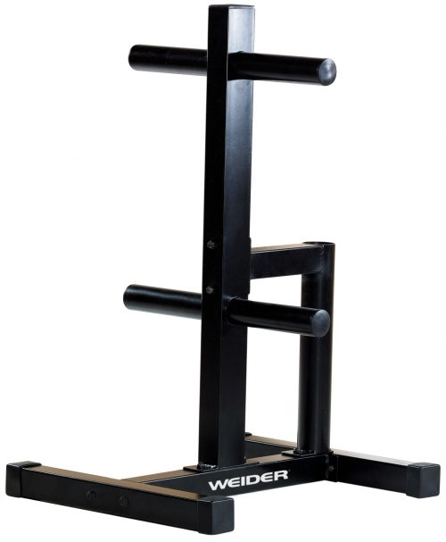 Weider WRACKO11 Olympic Sized Rack Black
