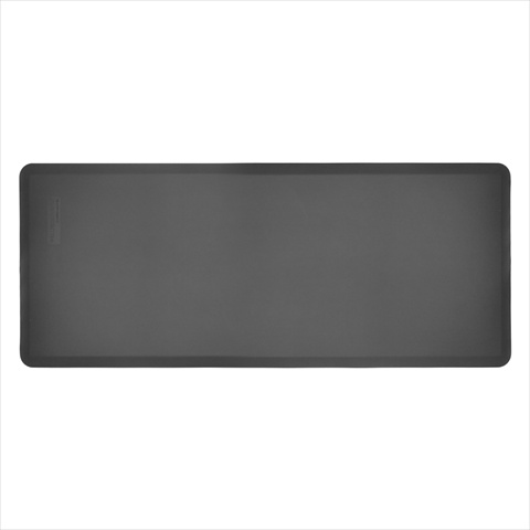 WellnessMats FIT6GRY 6 ft. FitnessMat in Grey