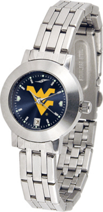 West Virginia Mountaineers Dynasty AnoChrome Ladies Watch
