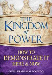 Whitaker House 777448 Kingdom Of Power How To Demonstrate Here & Now Hc