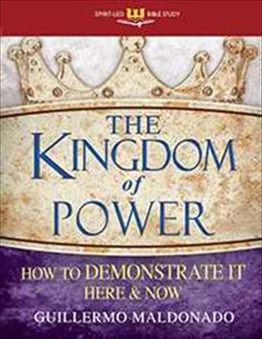 Whitaker House 778858 Kingdom Of Power Spirit Led Bible Study