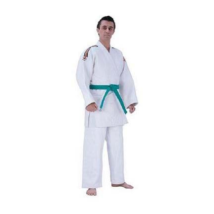"White Judo ""Sendai"" Uniform (Size 3) from Starpak"