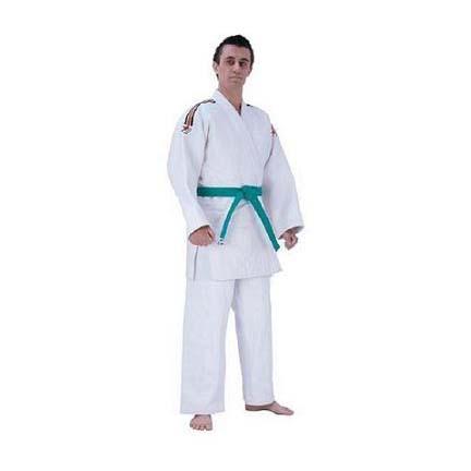 "White Judo ""Sendai"" Uniform (Size 4) from Starpak"