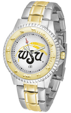 Wichita State Shockers Competitor Two Tone Watch