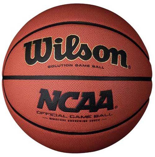 Wilson NCAA Official Game Ball (Official Size)