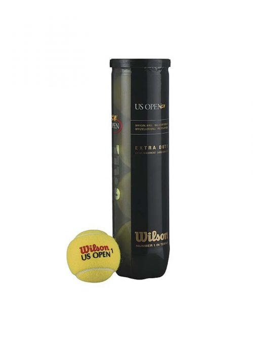 "Wilson U.S. Open ""Extra Duty"" Tennis Balls - (2 Dozen Cans)"