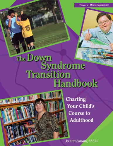 Woodbine House 978-189062787-4 The Down Syndrome Transition Handbook