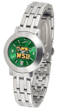 Wright State Raiders Dynasty AnoChrome Ladies Watch