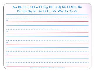 Writing Whiteboard 9 X 12 10 Pk