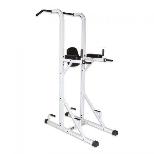 XMark Fitness XM-4446 XMark Power Tower with Dip Stand and Pull-Up Chin-up Bar XM-4446