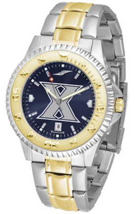 Xavier Musketeers Competitor AnoChrome Two Tone Watch