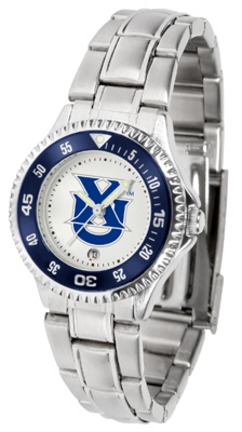 Xavier Musketeers Competitor Ladies Watch with Steel Band