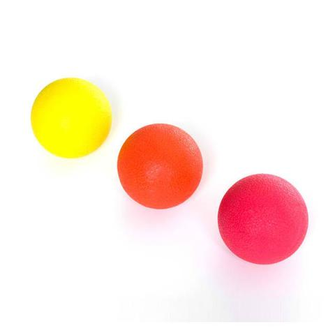 Xtreme Monkey XM-4018 Accupressure Ball Assorted Colors - Pack of 3