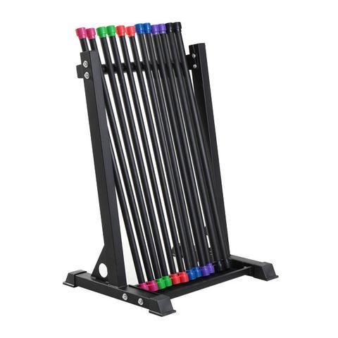 Xtreme Monkey XM-4831 Bodybar Storage Rack - Black