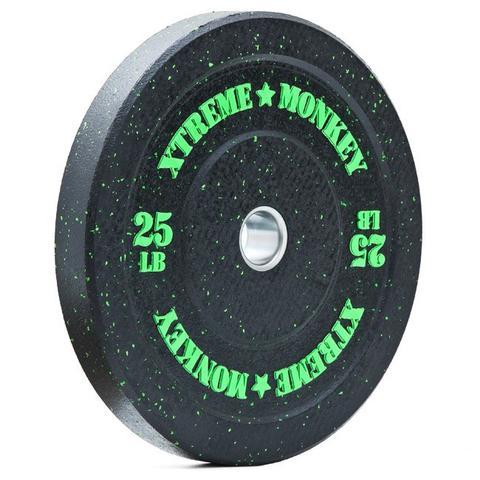 Xtreme Monkey XM-5144 Crumb Rubber Bumper - Green
