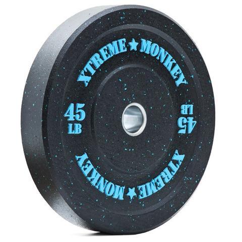 Xtreme Monkey XM-5146 Crumb Rubber Bumper - Blue