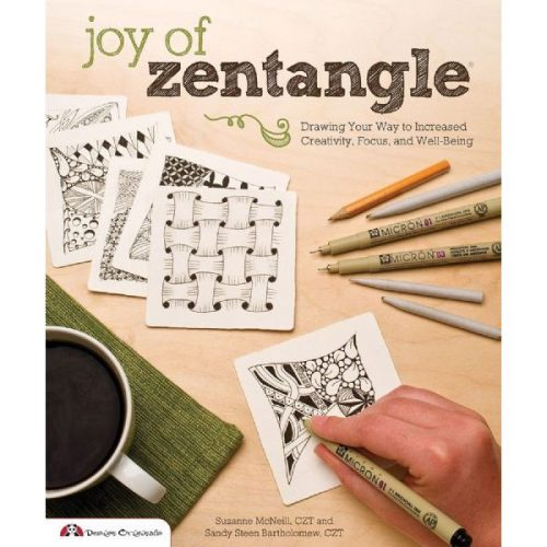 Zentangle DO5398 Joy of Zentangle Book