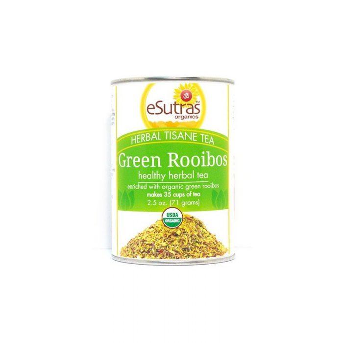 eSutras 13992 Rooibos Green Tea & Mug Combo