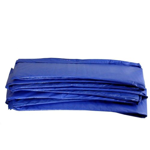 11 ft. Super Trampoline Replacement Safety Pad Round Frames - Blue