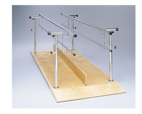 12 ft. Divider Board for Parallel Bars with Platform