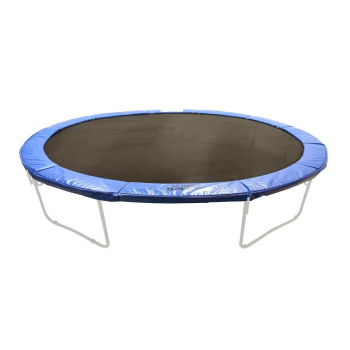 16 x 14 ft. Super Trampoline Safety Pad Fits for Oval Frames - Blue