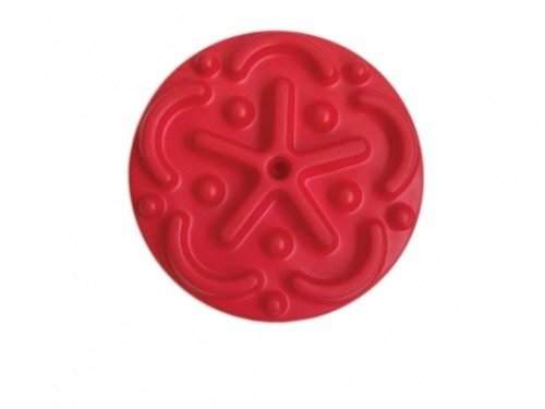 20 in. Cando Instability Circular Pad Red - Easy