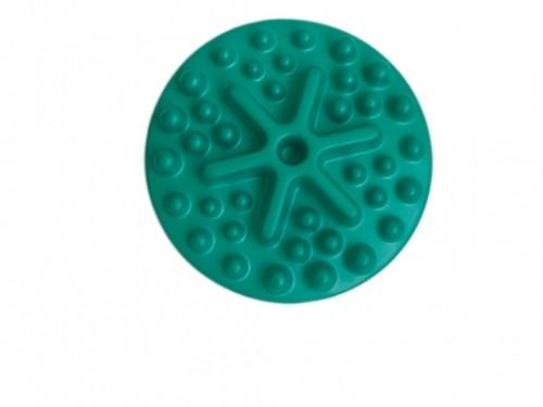20 in. dia. Cando Instability Circular Pad Moderate Green - Pair