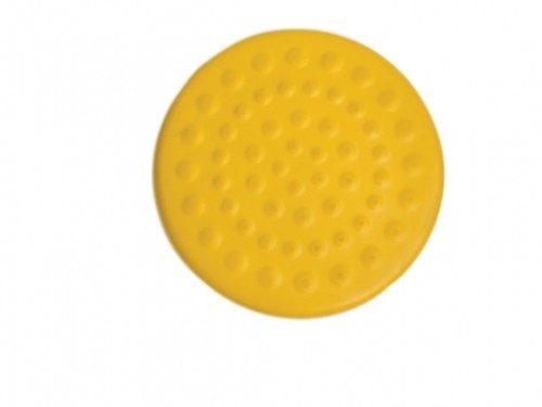 20 in. dia. Cando Instability Yellow Circular Pad X-Easy - Pair