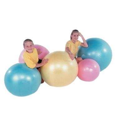 22 in. Cando Cushy-Air Ball