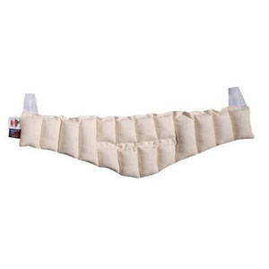 25 x 16 in. Therma Core Foam Fill Terry Cover Cervical Contour 2