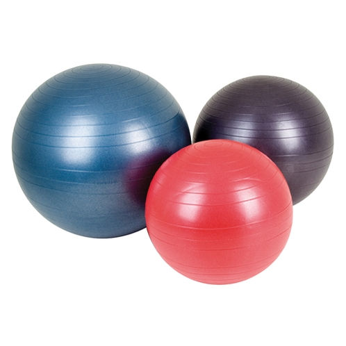 25.59 in. Fitness Ball - Dark Purple