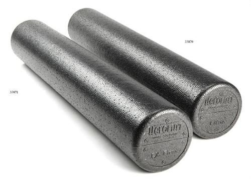 36 in. Elite High Density Foam Roller Firm- Black