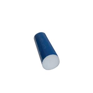 4 x 12 in. PE Foam Round Roller TufCoat Finish - Blue