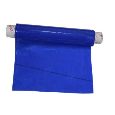 8 in. x 3.25 ft. Dycem Non-slip Material RollBlue