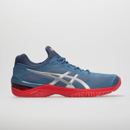 ASICS Court FF: ASICS Men's Tennis Shoes Azure/Silver