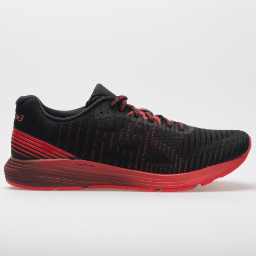 ASICS Dynaflyte 3: ASICS Men's Running Shoes Black/Red Alert