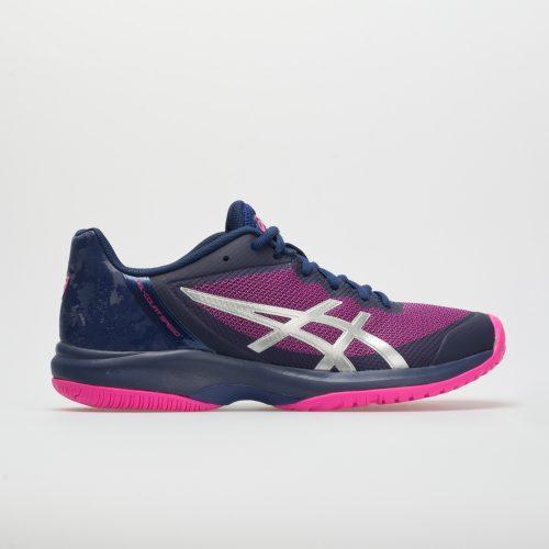 ASICS GEL-Court Speed: ASICS Women's Tennis Shoes Blue Print/Pink Glo