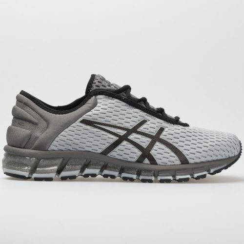 ASICS GEL-Quantum 180 3: ASICS Men's Running Shoes Mid Grey/Black