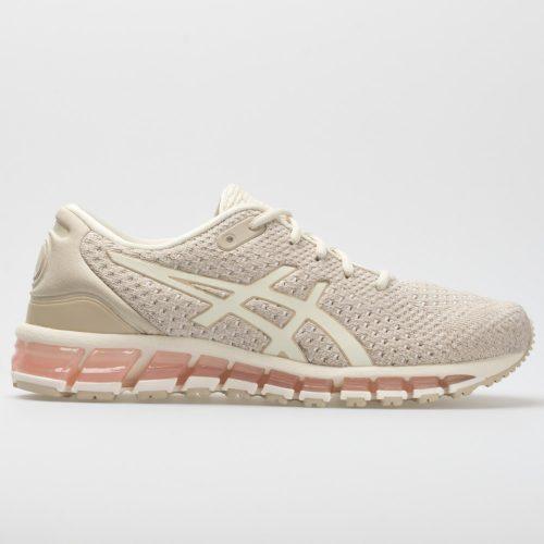 ASICS GEL-Quantum 360 Knit: ASICS Women's Running Shoes Birch/Feather Grey