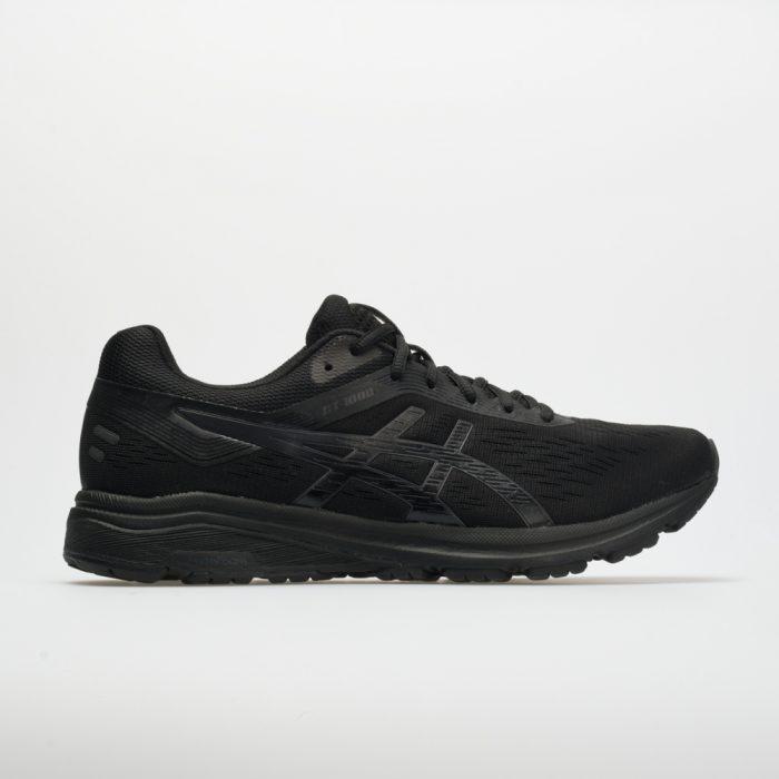 ASICS GT-1000 7: ASICS Men's Running Shoes Black/Phantom