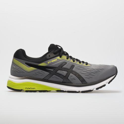ASICS GT-1000 7: ASICS Men's Running Shoes Carbon/Black/Lime