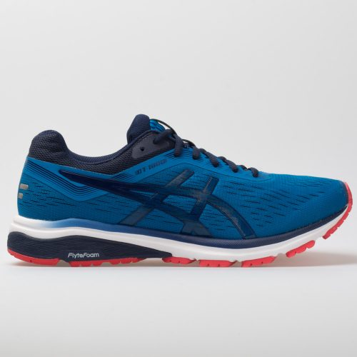 ASICS GT-1000 7: ASICS Men's Running Shoes Race Blue/Peacoat