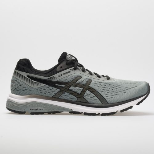 ASICS GT-1000 7: ASICS Men's Running Shoes Stone Grey/Black