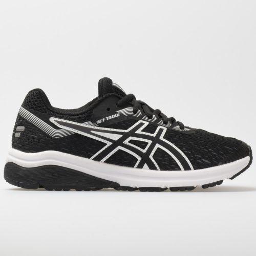 ASICS GT-1000 7: ASICS Women's Running Shoes Black/White