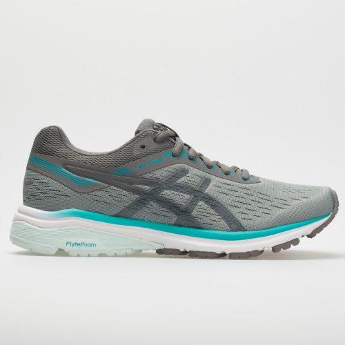 ASICS GT-1000 7: ASICS Women's Running Shoes Stone Grey/Carbon