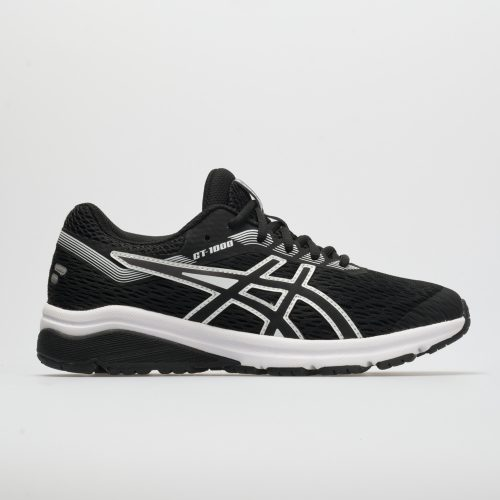 ASICS GT-1000 7 Junior Black/White: ASICS Junior Running Shoes